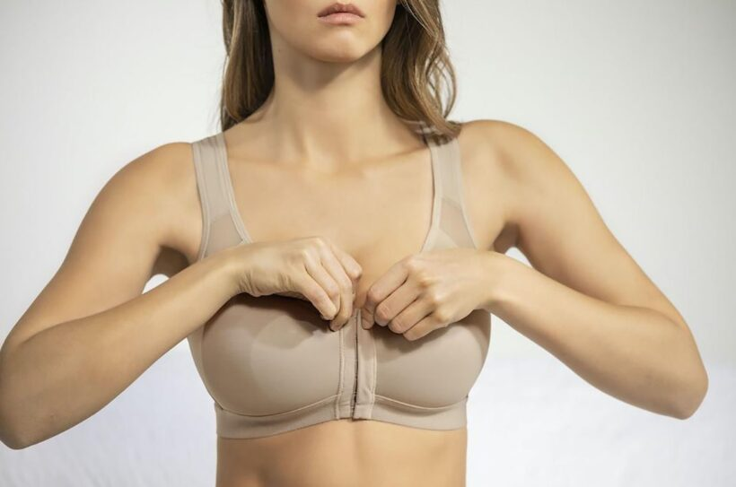 Lift back up your breast after pregnancy